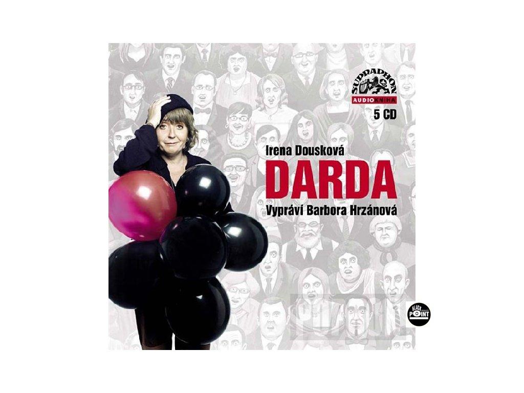 Dousková Irena: DARDA - Bára Hrzánová - 5CD