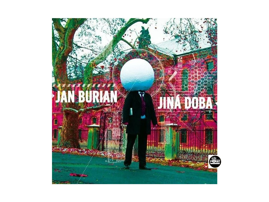 BURIAN JAN - Jiná doba - CD