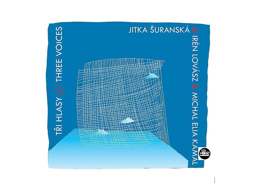 ŠURANSKÁ. LOVÁSZ & KAMAL - Tři hlasy / Three Voices - CD