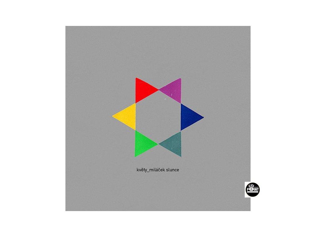 KVĚTY - Miláček slunce - LP / vinyl