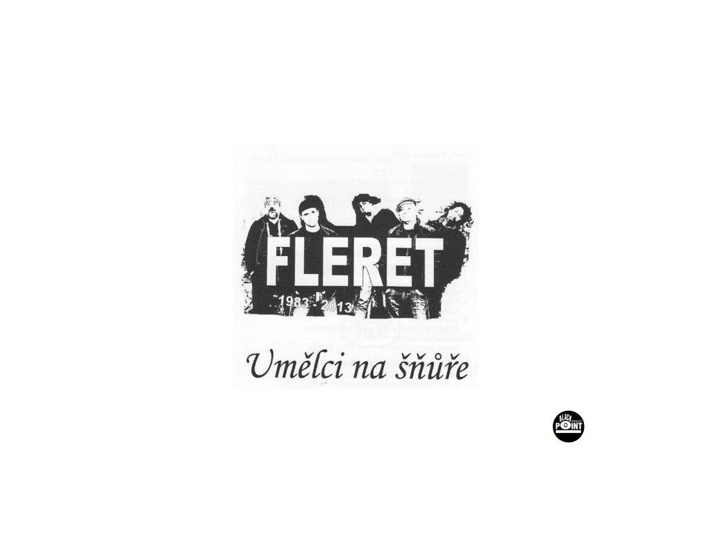 FLERET - Umělci na šňůře - CD