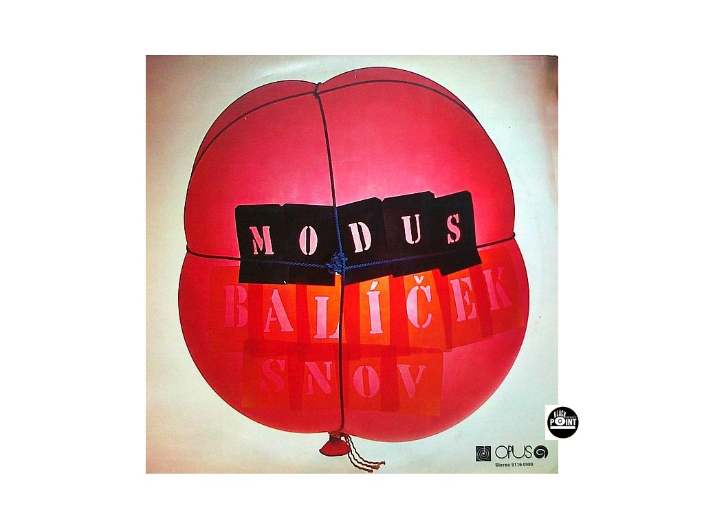 MODUS - Balíček snov - LP / BAZAR
