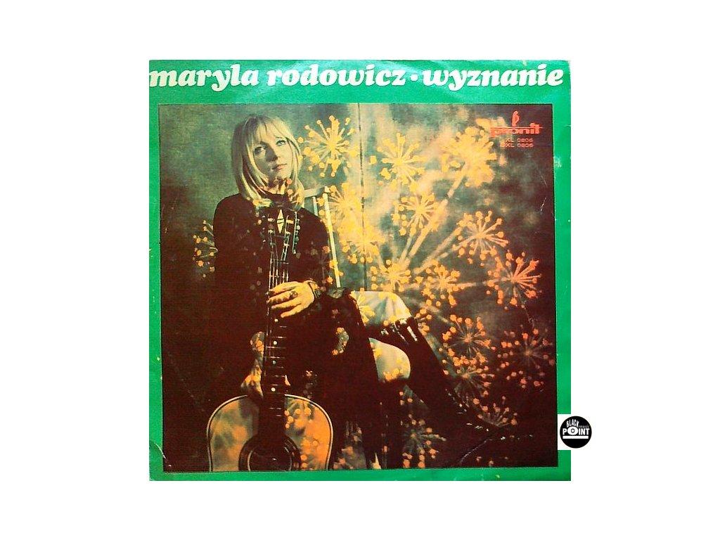 RODOWICZ MARYLA - Wyznanie - LP / BAZAR
