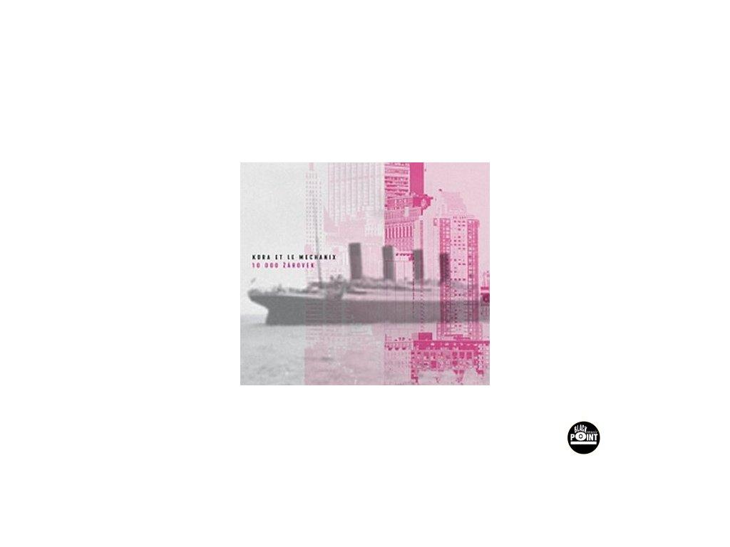 KORA ET LE MECHANIX - 10.000 žárovek - CD