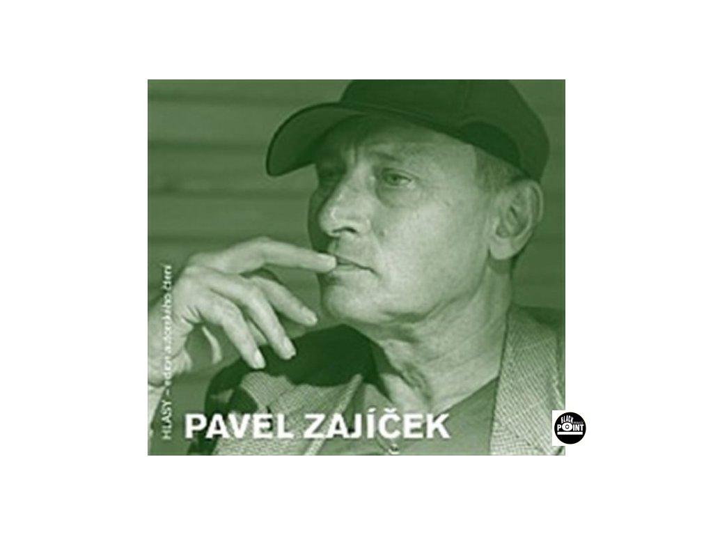 ZAJÍČEK PAVEL - Hlasy - CD