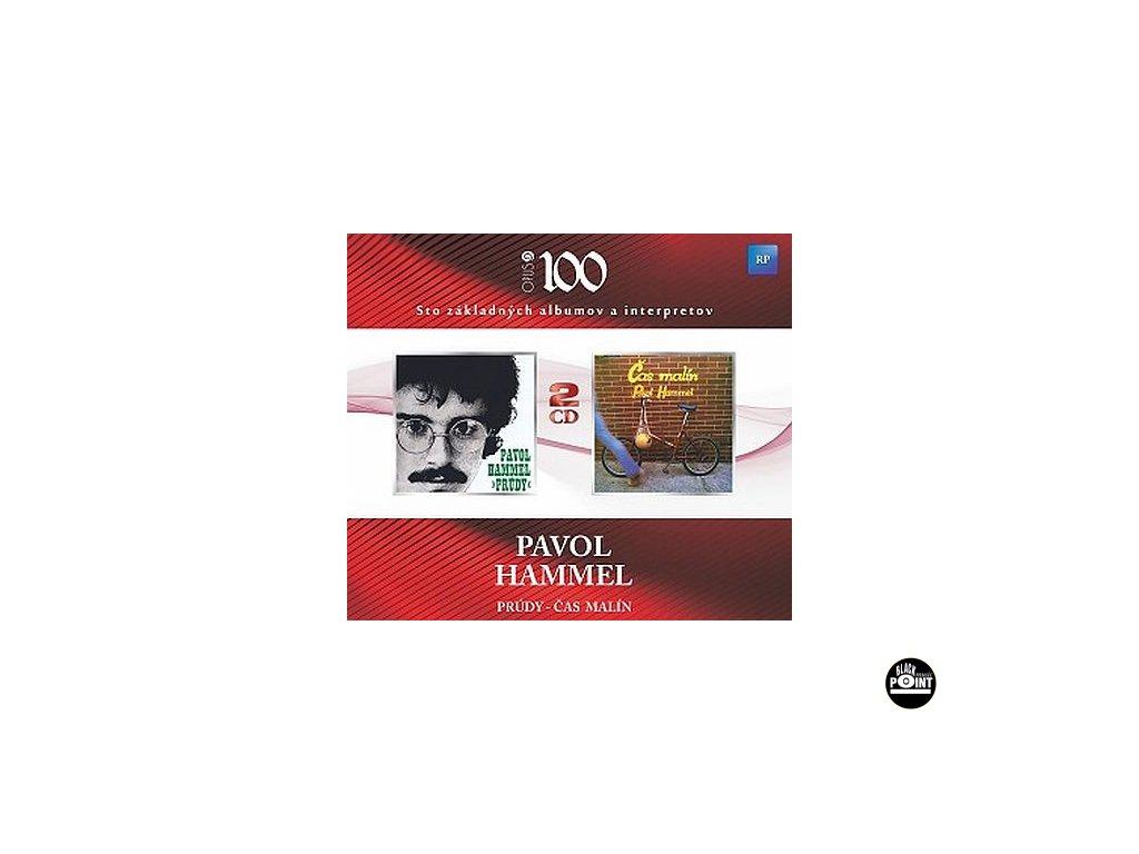 HAMMEL PAVOL - Abraka / Čas malín - 2CD