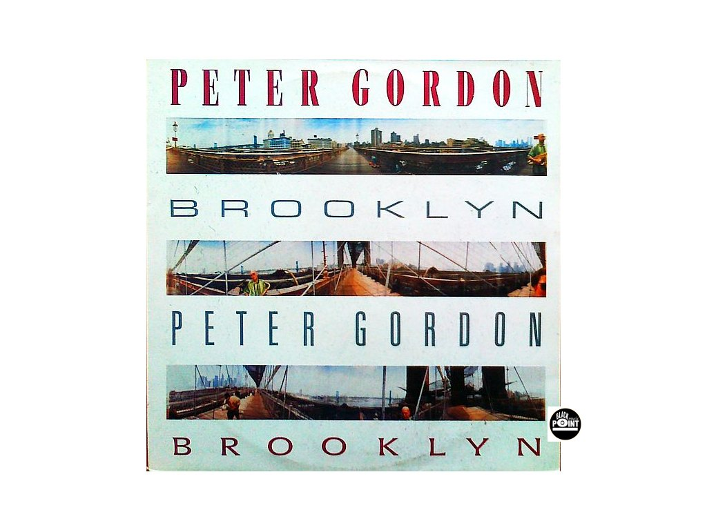 GORDON PETER - Brooklyn - LP / BAZAR