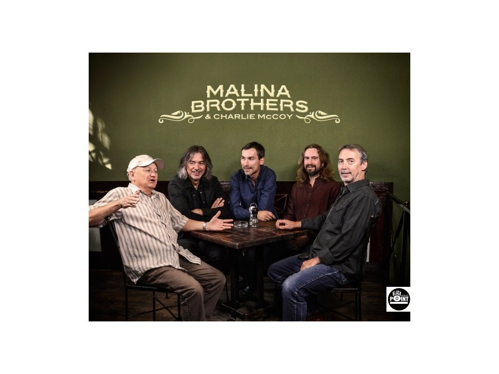 MALINA BROTHERS & CHARLIE McCOY - CD