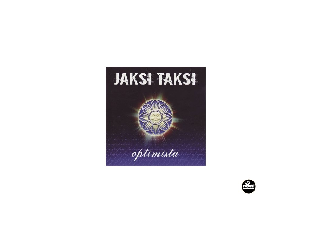 JAKSI TAKSI - Optimista - CD