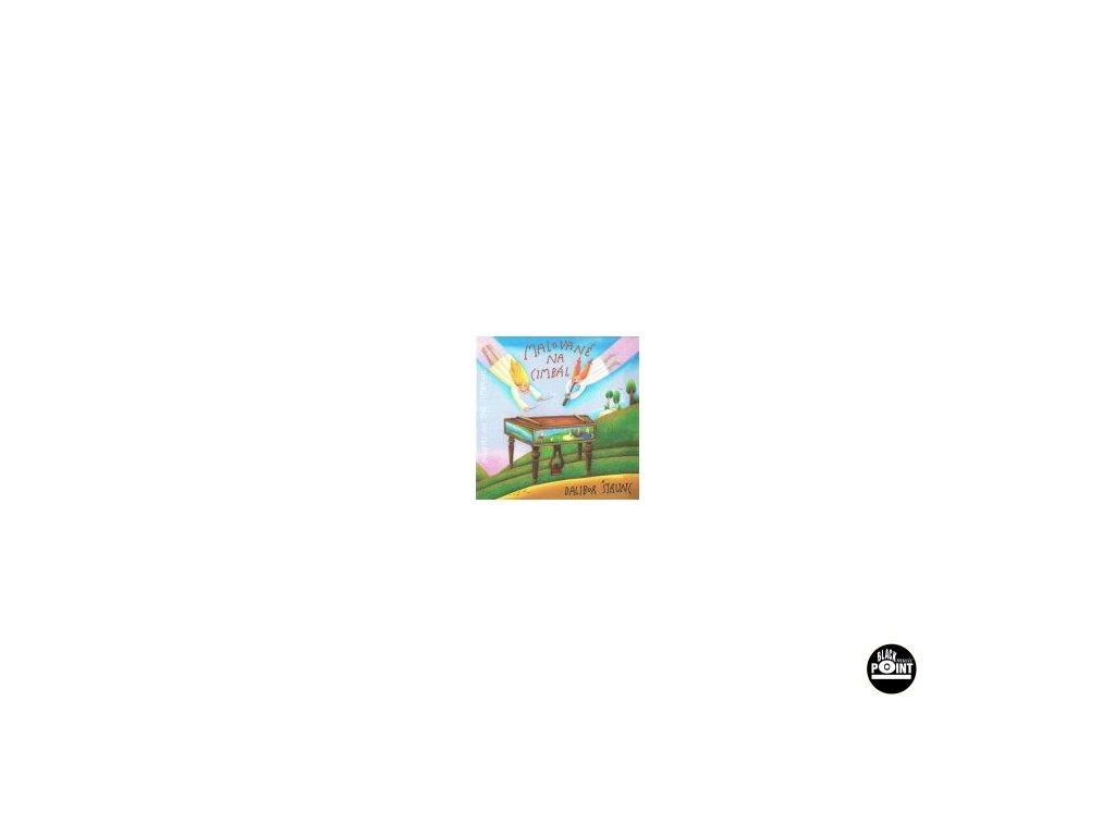 ŠTRUNC DALIBOR - Malované na cimbál - CD
