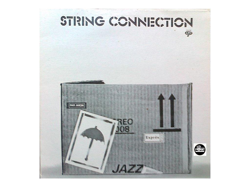 STRING CONNECTION - LP / BAZAR