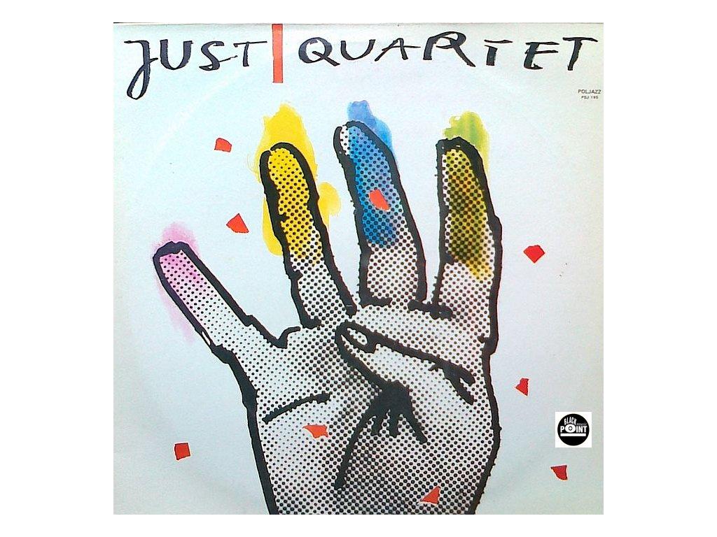 JUST QUARTET - LP / BAZAR