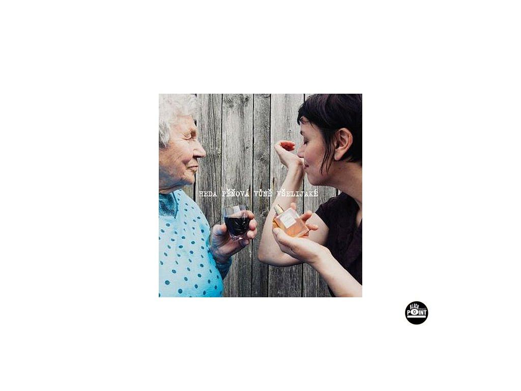 HEDA PĚŇOVÁ - Vůně všelijaké - CD