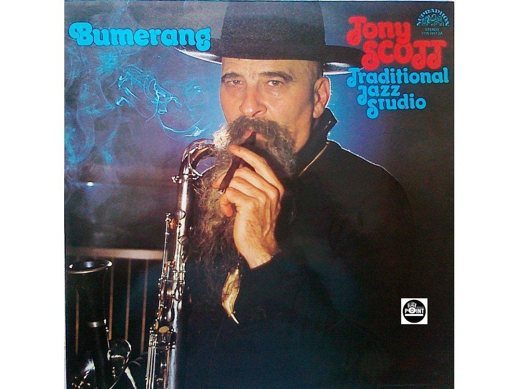 SCOTT TONY, TRADITIONAL JAZZ STUDIO - Bumerang - LP / BAZAR
