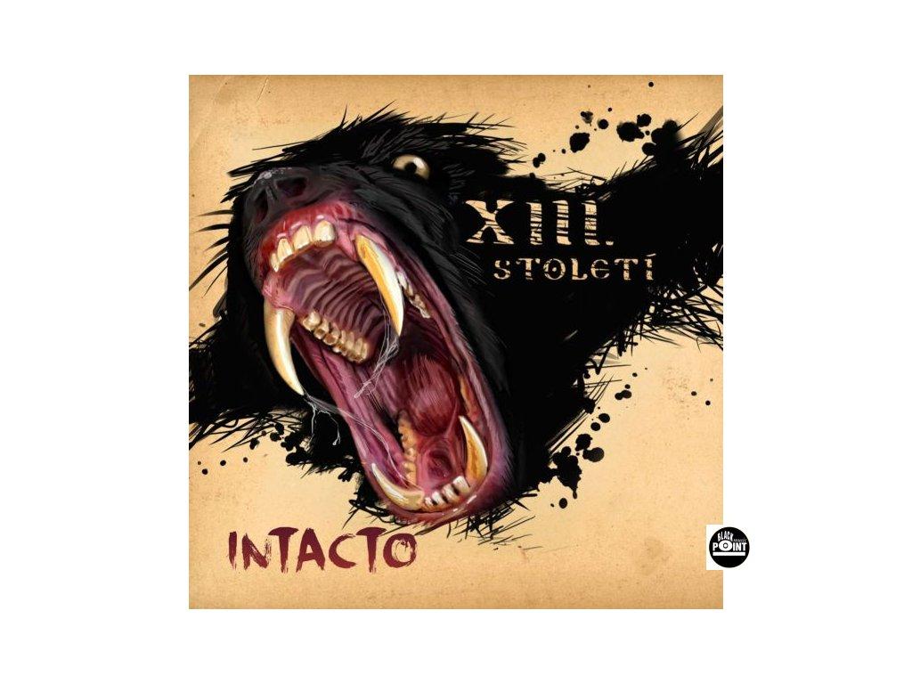 XIII. STOLETÍ - Intacto - CD