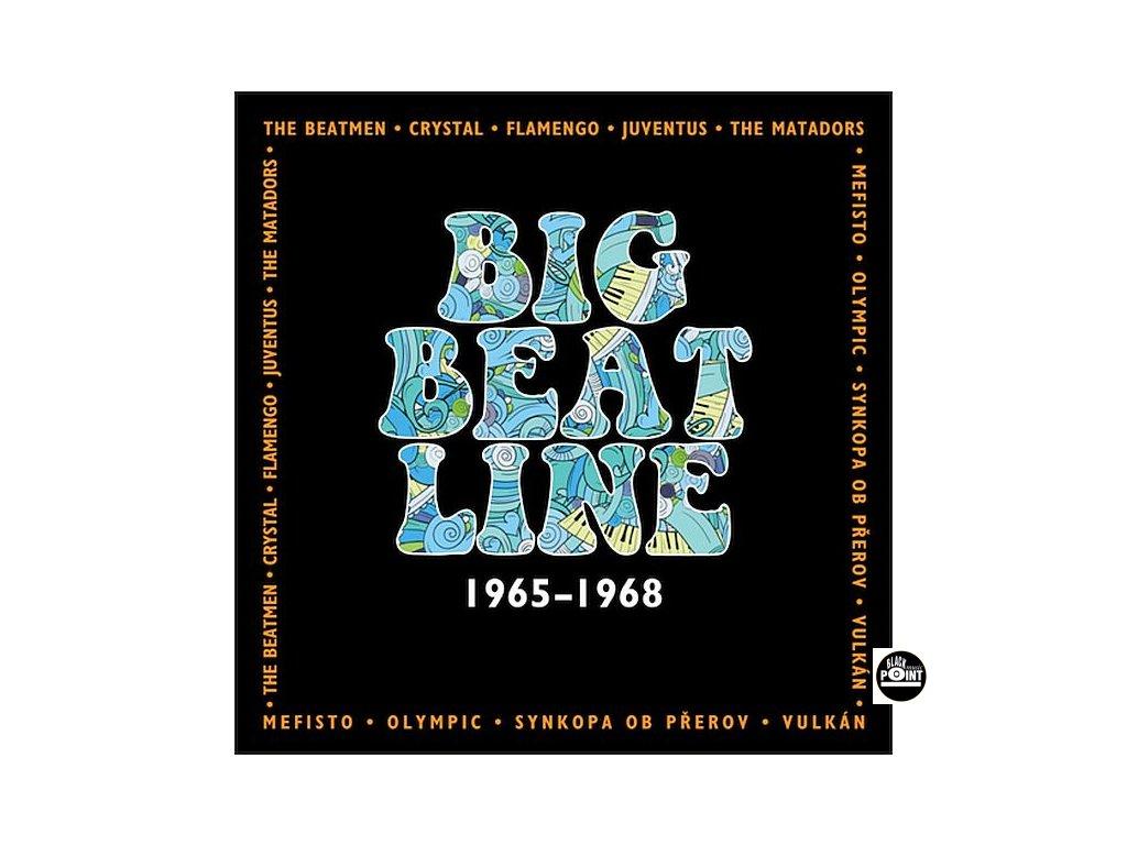 BIG BEATLINE 1965 - 1968 - 2CD
