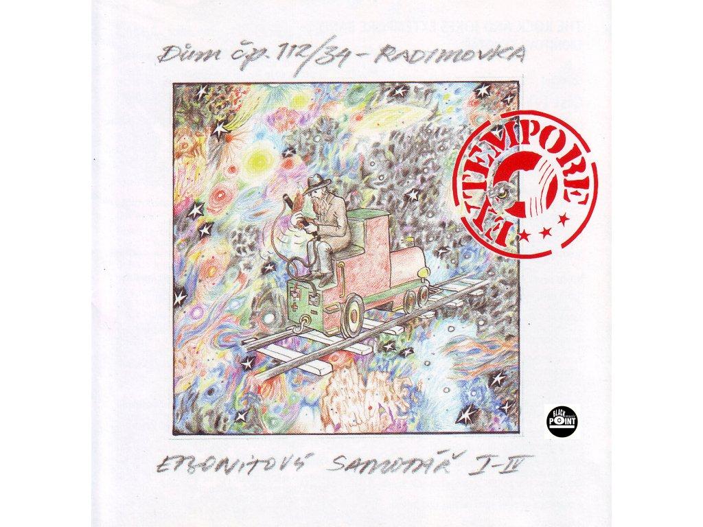 EXTEMPORE - Ebonitový samotář / Dům č.p. 112/34 Radimovka - 2CD