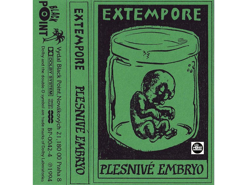 EXTEMPORE PLESNIVE EMBRYO MC