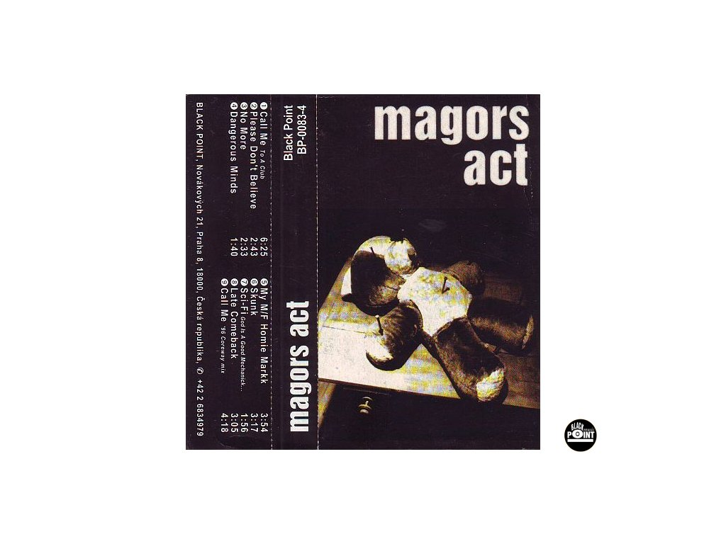 MAGORS ACT - Magor's Act - MC