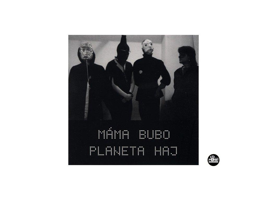 MÁMA BUBO - Planeta Haj - CD