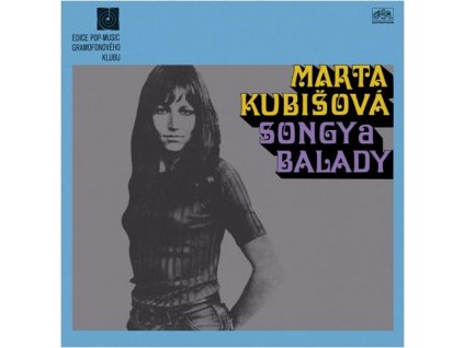 Kubisova Songy balady reedice