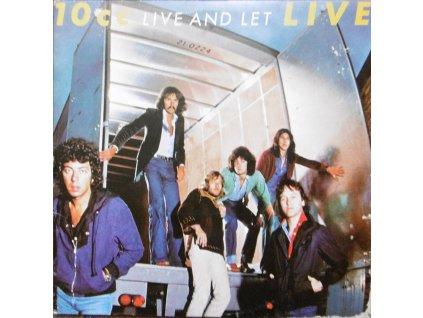 10cc live let live
