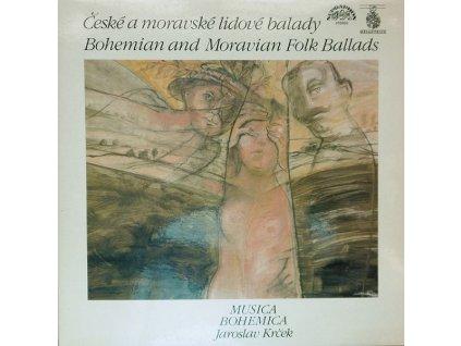 musica bohemica ceske moravske lidove balady
