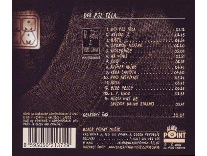 TA JANA Z VELKÉ OHRADY - Do půl těla - CD