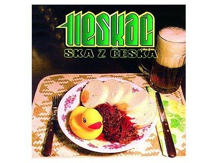 TLESKAČ - Ska z Česka - CD