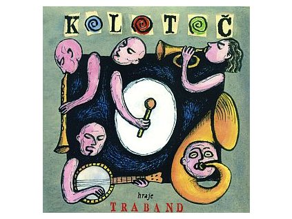 TRABAND - Kolotoč - MC
