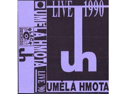 UMĚLÁ HMOTA - Live 1990 - MC