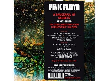 pink floyd saucerful secrets