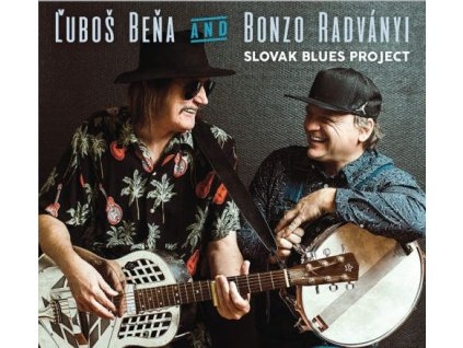 Lubos Bena a Bonzo Radvanyi Slovak Blues Project