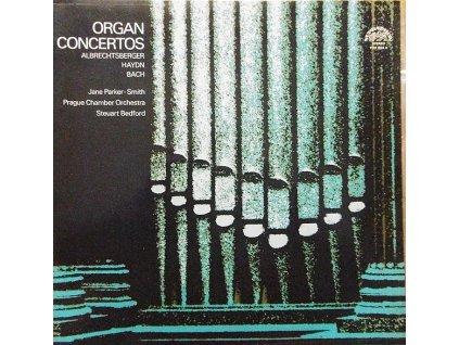 organ concertos albrechtsberger haydn bach