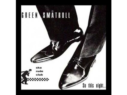 GREEN SMATROLL - So This Night... - CD