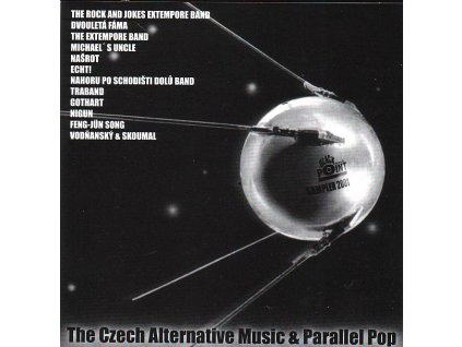 V/A BP SAMPLER 2001 - Echt, Schodiště, Dvouletá, Nigun, Traband, Song - CD