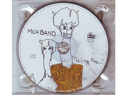 mch band feeling fine cd