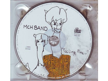 mch band feeling fine cd