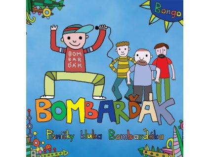 BomBarďák - Písničky kluka BomBarďáka - CD