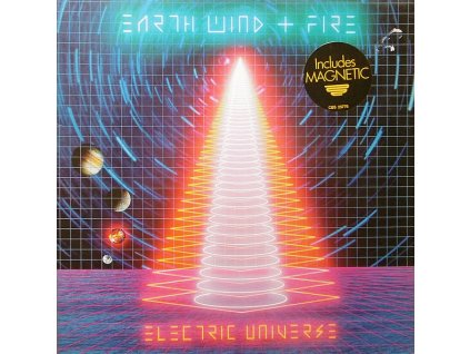 earth wind fire touch electric universe
