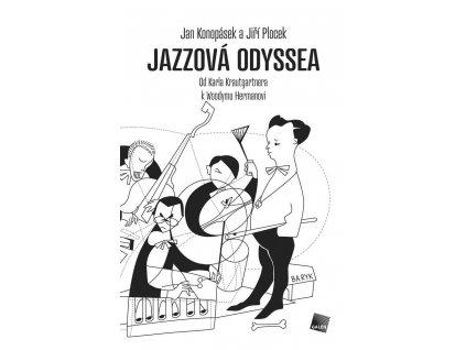 konopasek plocek jazzova odyssea