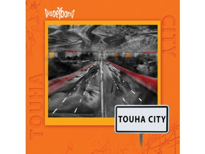 Disneyband - Touha City - CD