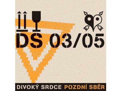 DIVOKÝ SRDCE  - Pozdní sběr - CD