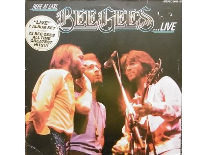 bee gees live