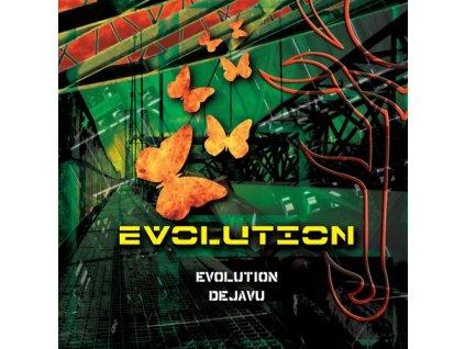 Evolution Dejavu - Evolution - CD