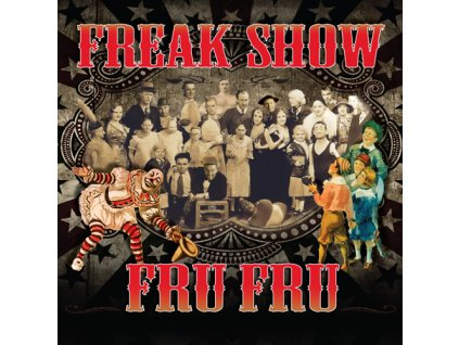 Fru Fru - Freak Show - CD