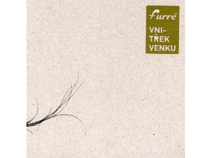 Furré - Vnitřek venku - CD