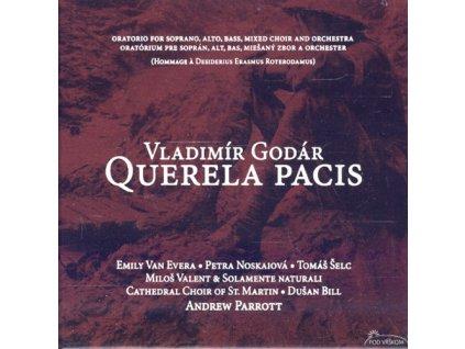 Godár Vladimír - Querela Pacis - CD