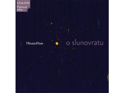 Hradišťan - O slunovratu (CD + DVD)  - CD