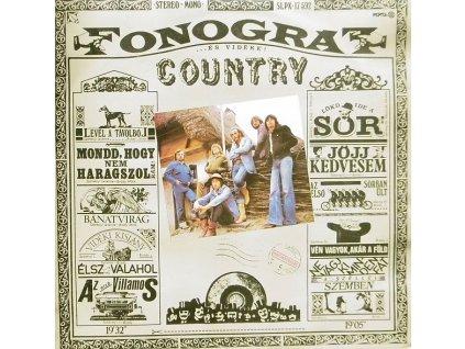 fonograf country